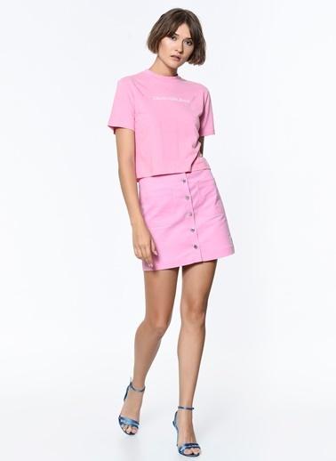 Calvin Klein Tişört Pembe